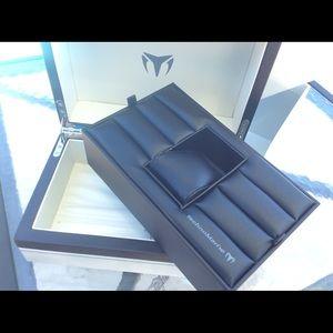 Techno Marine watch storage box
